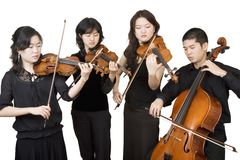 Quartett 3 Lizenzfreies Stockbild