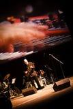 Quartetto del John Scofield, festival 2010 di ZaJazz Fotografia Stock Libera da Diritti