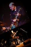 Quartetto del John Scofield, festival 2010 di ZaJazz Fotografie Stock Libere da Diritti