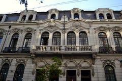 Quartier Bellas Artes Santiago fotos de archivo