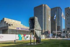 Quartier des-anblickar Arkivbilder