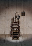 Quartier des condamnés à mort Photo libre de droits