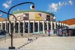 Quartier DES-Schauspiele Lizenzfreies Stockbild