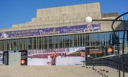 Quartier DES-Schauspiele Stockfotos