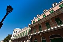 Quartier français, la Nouvelle-Orléans Images stock