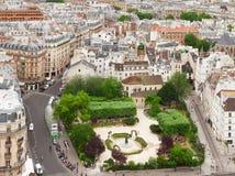 Quartier-Latein, Paris, Frankreich Lizenzfreie Stockfotografie
