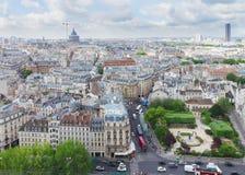 Quartier-Latein, Paris, Frankreich Lizenzfreie Stockfotos