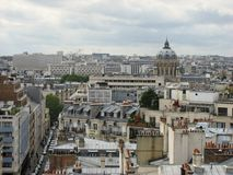 Quartier Latin Paris Royalty Free Stock Photography
