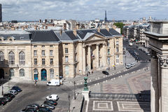 Quartier Latin Paris France Stock Images
