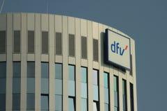 Quartiere generale di Dfv Fotografia Stock