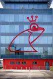Quartiere generale Erdal Mainz Fotografie Stock Libere da Diritti