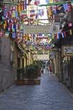 Quartieri Spagnoli, Naples Stock Images