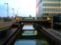 Quartiers des docks 10 photo libre de droits