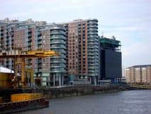 Quartiers des docks 204 Photos stock
