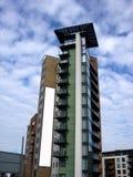 Quartiers des docks 252 Images libres de droits