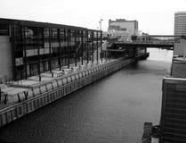 Quartiers des docks 77 photos stock