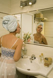 Quarto 2 do banho Foto de Stock Royalty Free