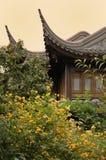 Quarto chinês do chá Imagem de Stock Royalty Free