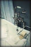 Quarto clássico do banho foto de stock