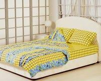 Quarto da cama Imagens de Stock