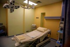 Quarto da cama de hospital Foto de Stock