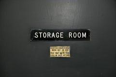 Quarto de armazenamento fotografia de stock royalty free