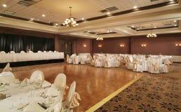Quarto de banquete Fotografia de Stock Royalty Free