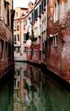 Quarto de Cannaregio em Veneza imagem de stock