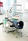Quarto de consulta na clínica dental fotos de stock