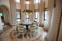 Quarto de Dinning fotos de stock royalty free