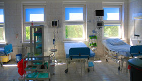 Quarto de hospital Fotografia de Stock