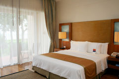 Quarto de hotel Foto de Stock Royalty Free