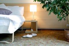 Quarto de hotel Foto de Stock