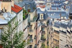 Quarto de Montmartre Fotos de Stock Royalty Free