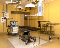 Quarto de operação no hospital Imagem de Stock Royalty Free