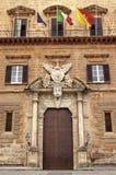 Quarto de Palazzo Reale Imagem de Stock