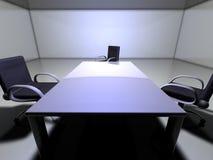 Quarto de reunião 1 Fotografia de Stock Royalty Free