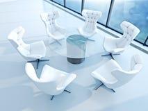 Quarto de reunião Foto de Stock Royalty Free