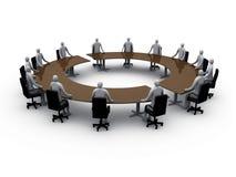 Quarto de reunião #5 Imagens de Stock