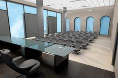 Quarto de reunião do negócio Imagens de Stock Royalty Free