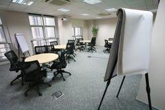 Quarto de reunião moderno Fotos de Stock