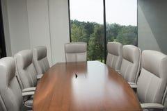 Quarto de reunião pequeno imagem de stock royalty free