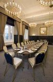 Quarto de reunião corporativa Imagens de Stock Royalty Free