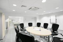 Quarto de reunião vazio Imagens de Stock Royalty Free