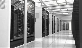 Quarto de Techno Imagens de Stock