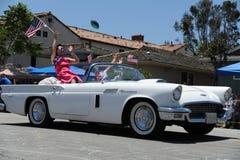 quarto del Huntington Beach CA U.S.A. di parata di luglio Fotografie Stock Libere da Diritti