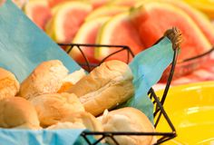 quarto del picnic di luglio Fotografia Stock Libera da Diritti