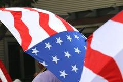 quarto dell'ombrello di luglio Fotografia Stock