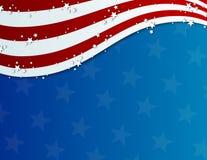 Quarto della priorità bassa di luglio Immagini Stock Libere da Diritti