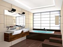 Quarto do banho Imagem de Stock